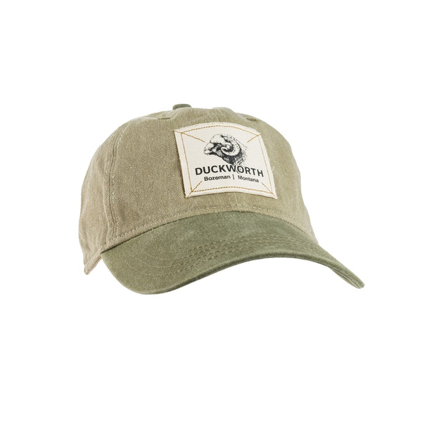Six Panel Ballcap