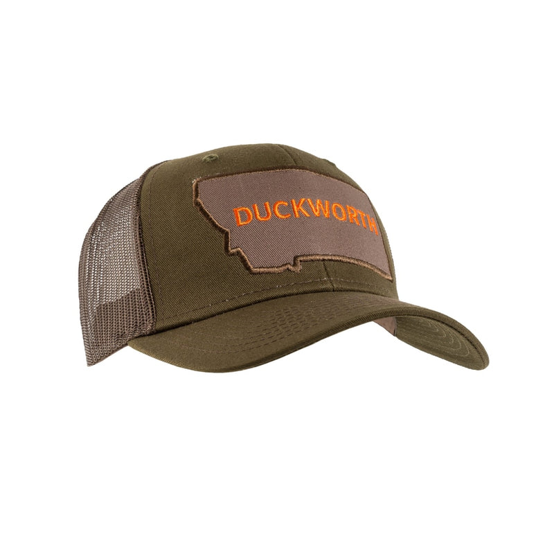 Montana Patch Trucker Ballcap