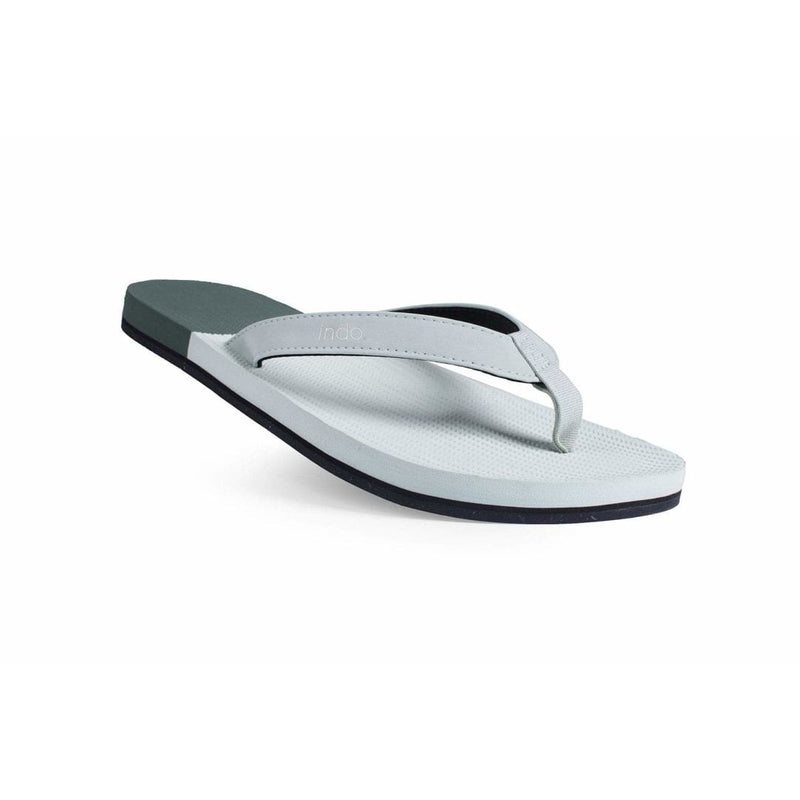 ESSNTLS Flip Flops Men ½ Light Leaf / Leaf