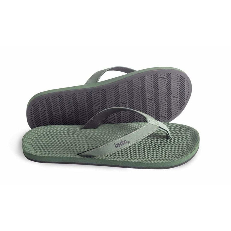 ESSNTLS Flip Flops Men Leaf