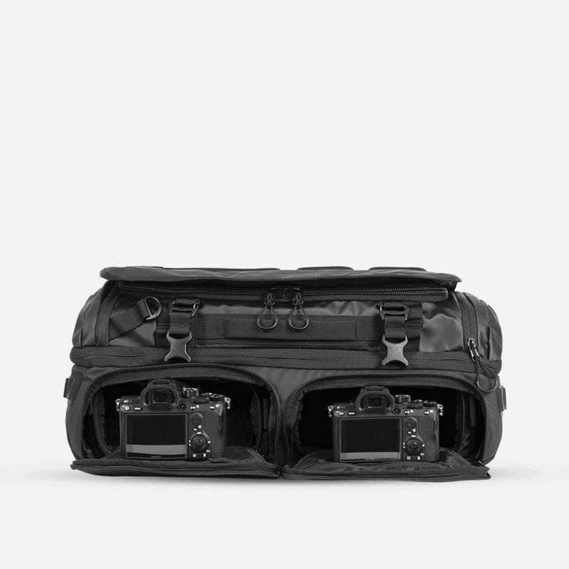 HEXAD Access Duffel Backpack