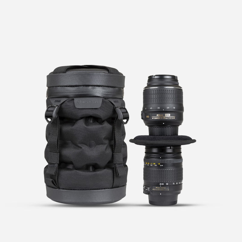 Inflatable Lens Case