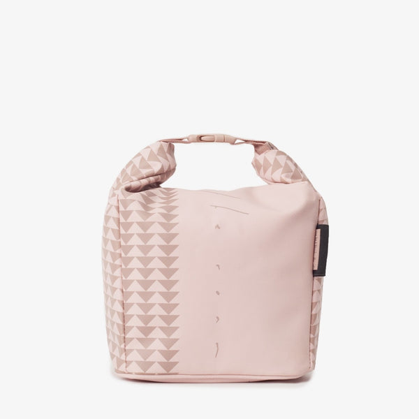 On The Roam - Rolldown Chalk Bucket - Pink