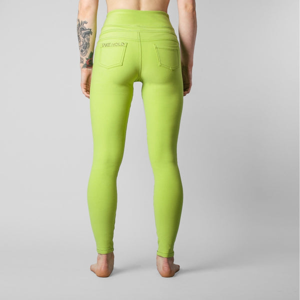 Active Jeans - Green