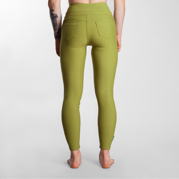 Active Jeans - Olive