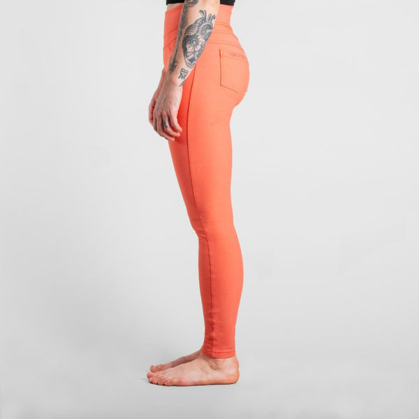 Active Jeans - Coral