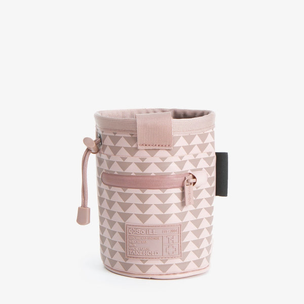 On The Roam - Chalk Bag - Pink