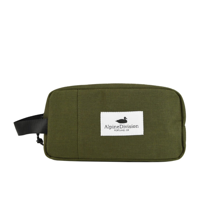 Sherpa Dopp Kit | Forest