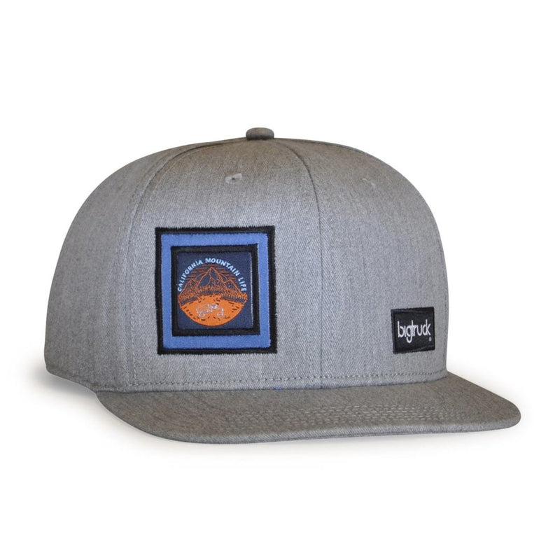 Heather Grey California Mountain Life Pro
