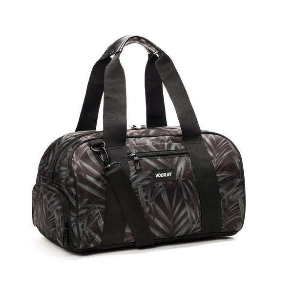 Burner Gym Duffel, Tropical Foliage