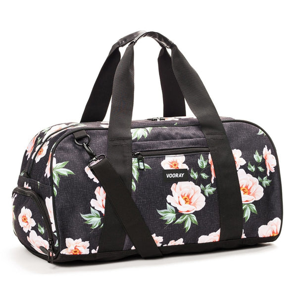 Burner Sport Duffel, Rose Black
