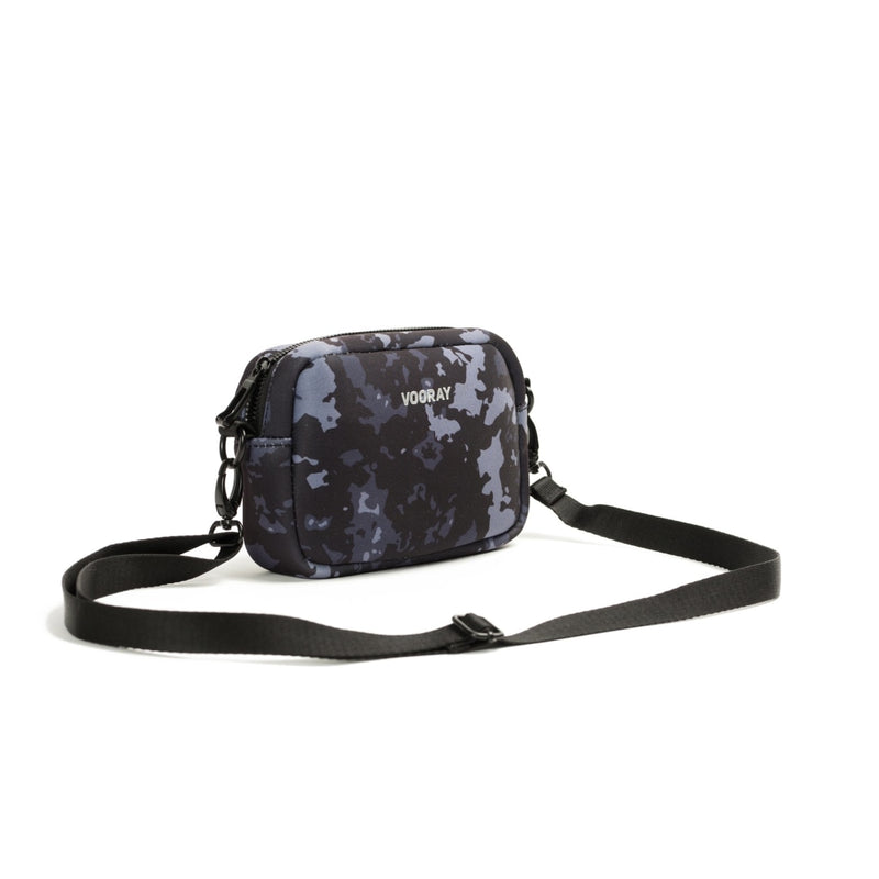 Sidekick Crossbody Bag, Navy Camo