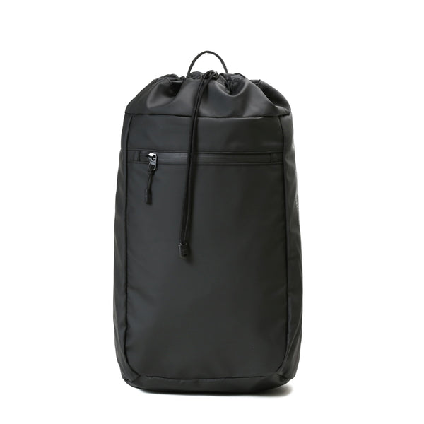 Stride Cinch Backpack, Matte Black