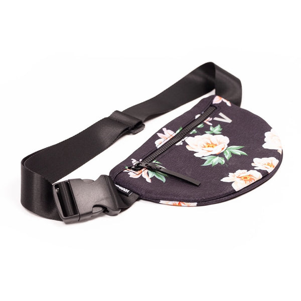 Urban Fanny Pack, Rose Black
