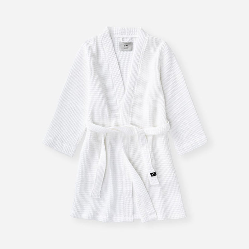 Guild Bath Robe - White - Small / Medium