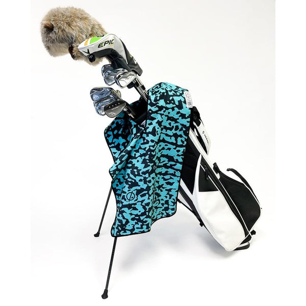 Composition Golf Towel