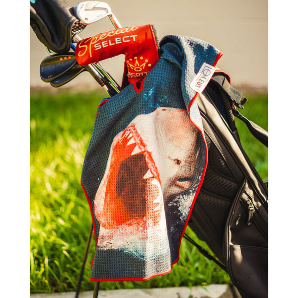 Great White Golf ECO Towel