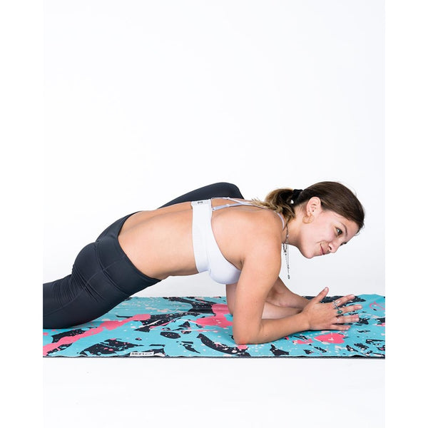 Splatter Yoga Towel