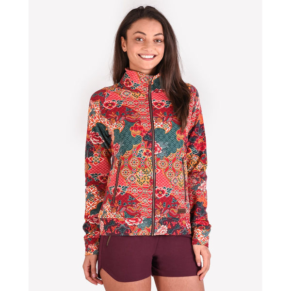 Zhema Mock Neck Jacket - Women's