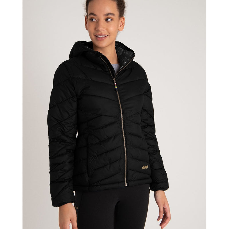 Annapurna Featherless Down Hooded Jacket