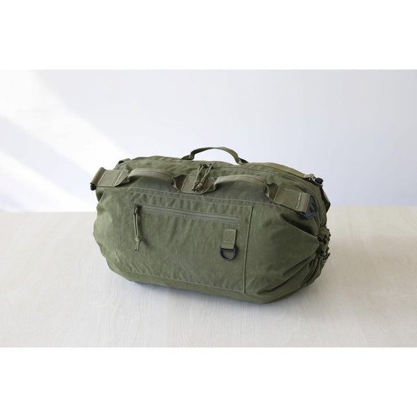 THE ADJUSTABLE BAG A10 - MILITARY GREEN