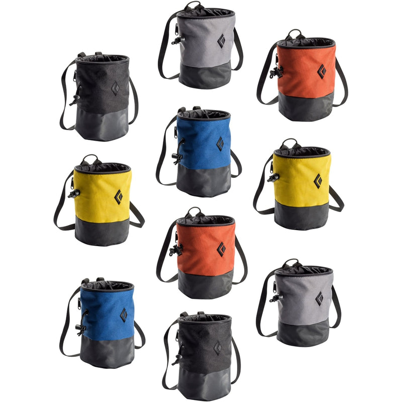 Mojo Zip Chalk Bag 10 Pack