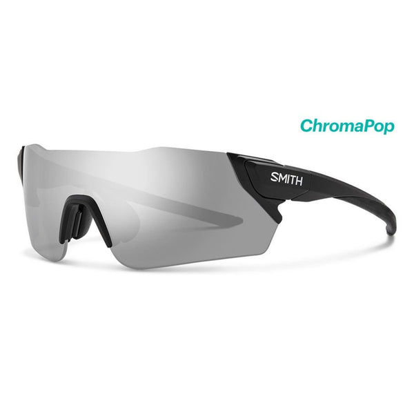 Attack Matte Black with ChromaPop Platinum Lens Sunglasses