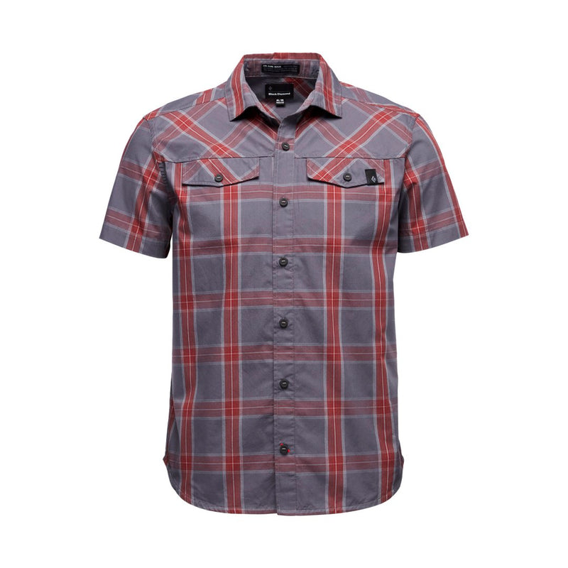 SS BENCHMARK SHIRT - Men's