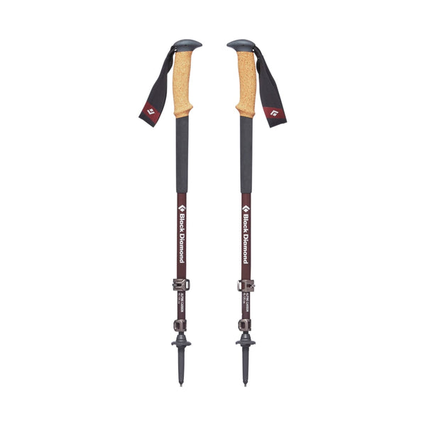 Women's Alpine Carbon Cork Trek Poles