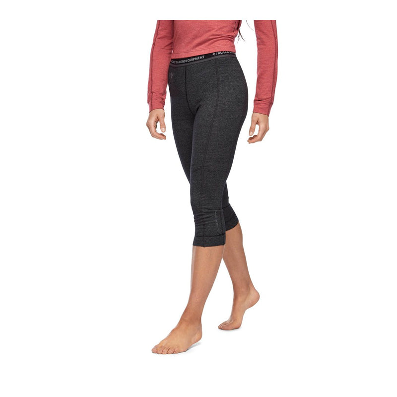 Women's Solution 150 Merino Base 3 Quarter