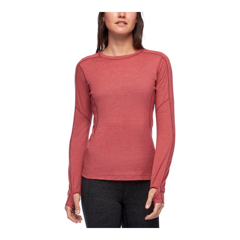 Women's Solution 150 Merino Base Crew