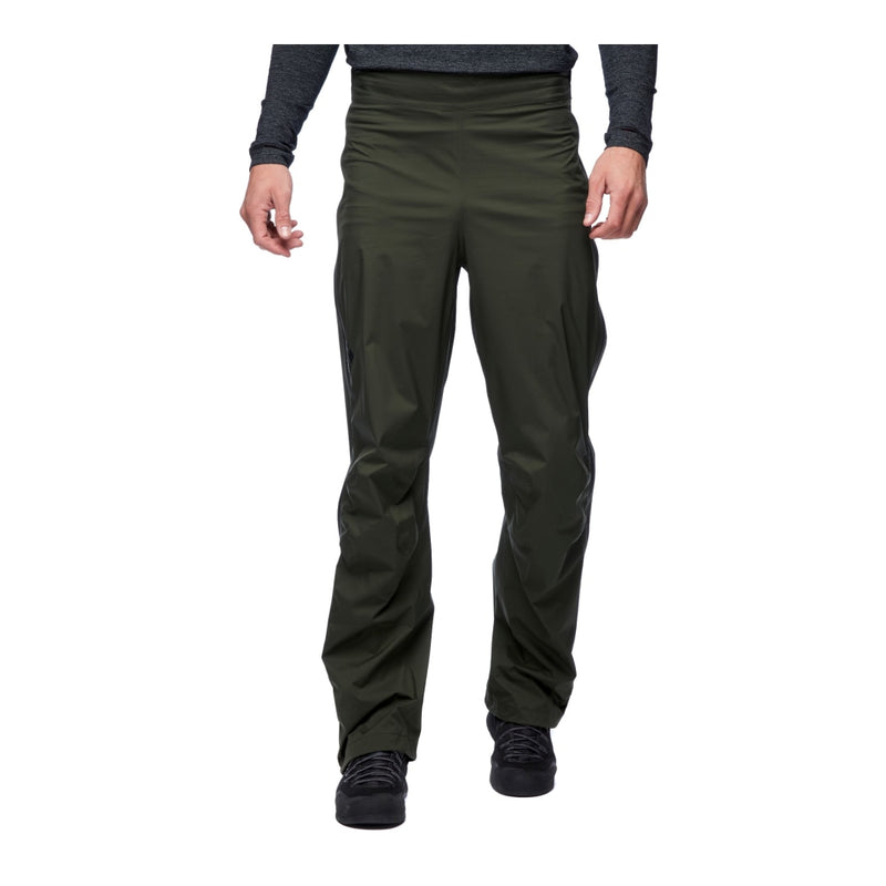 Men's Stormline Stretch Full Zip Run Pants