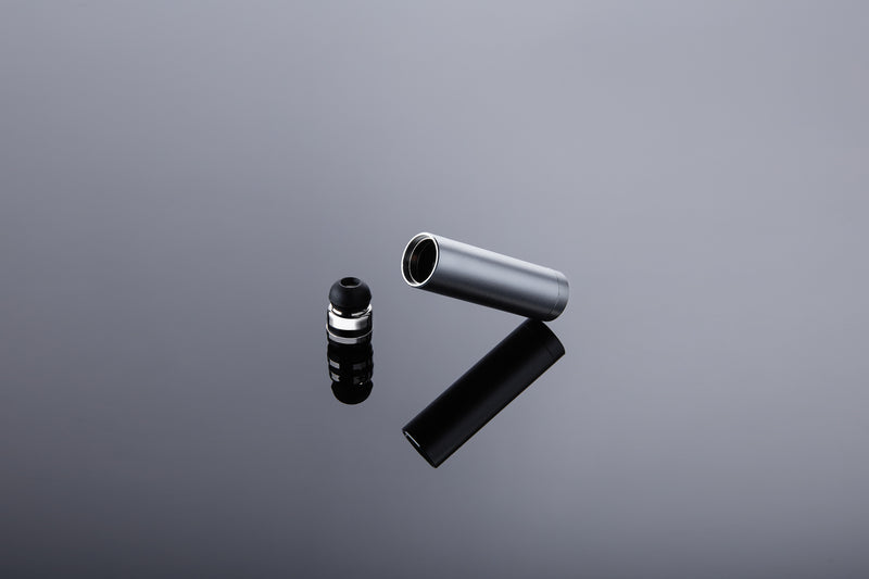 Limited Edition Black Bullet Bluetooth Earpiece + Charging Capsule