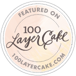 PaperRamma featured on 100 layer cake