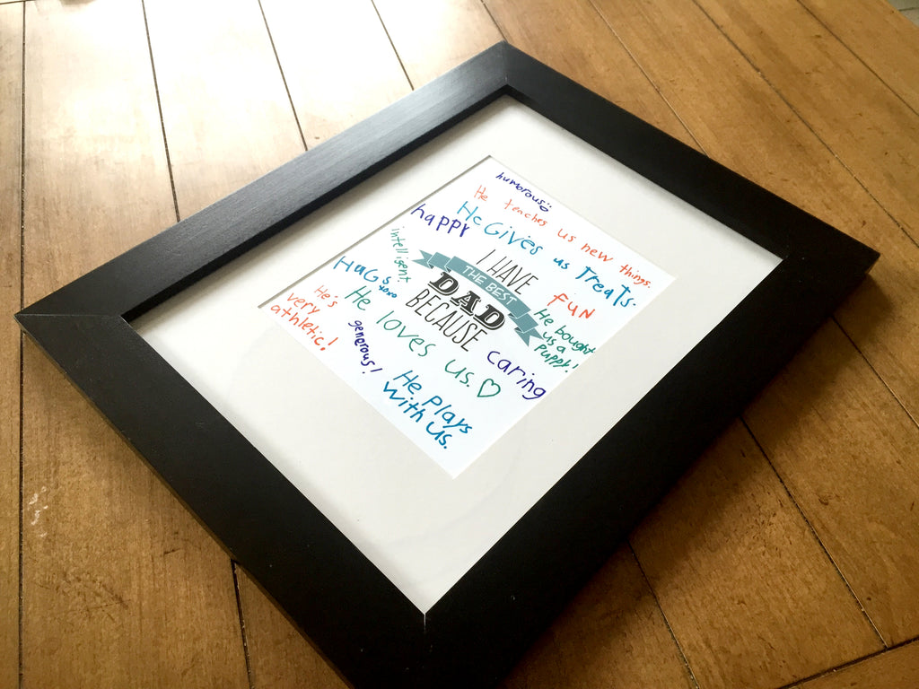 diy fathers day printable