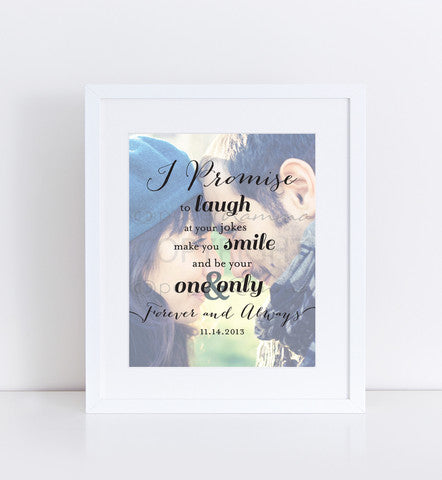 Unique Anniversary Gifts for Him – Photo Quotes from PaperRamma
