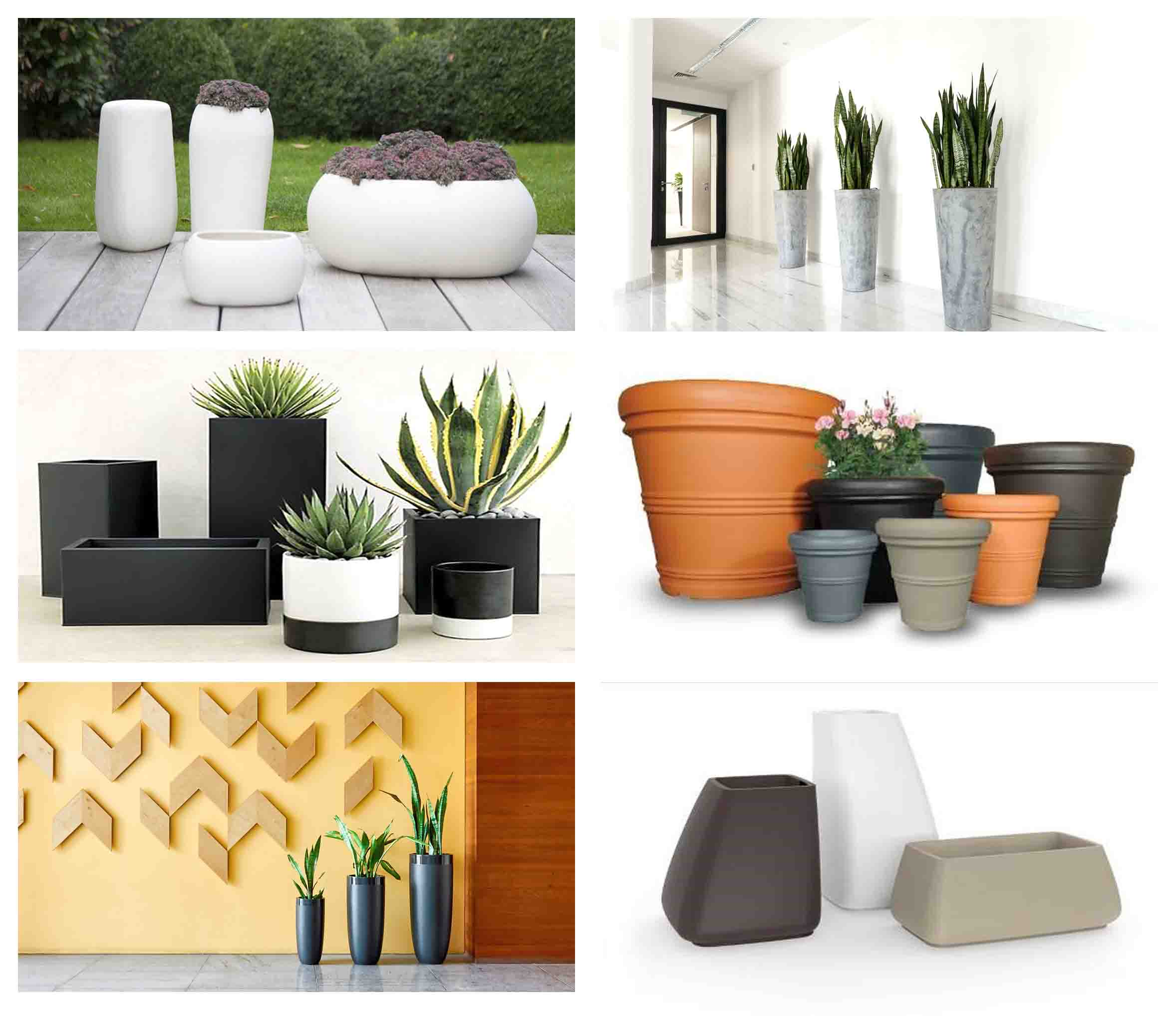 FRP Planters for Indoor PLants and Outdoor Plants