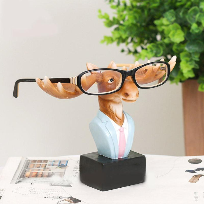 Spectacle Holder Sun Shades Holder