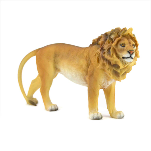Kingly Lion Standing Royal Showpieces - My Star Gardens