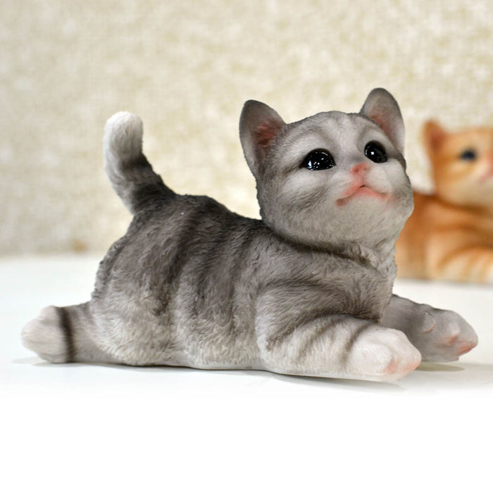 Cat Figurines - Animal Figurines - Animal Showpieces