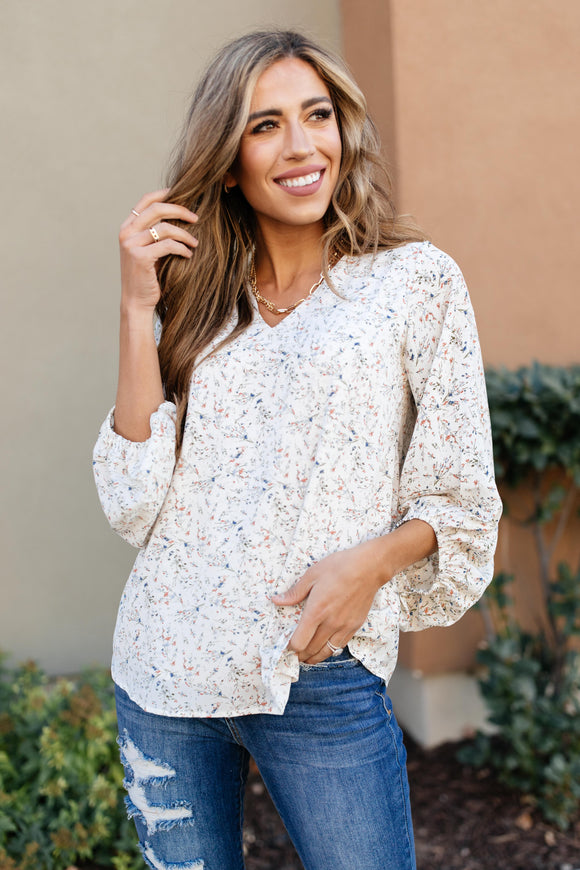 The Lovely Lane Blouse