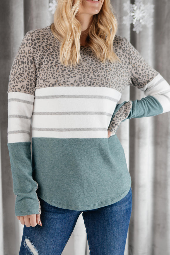 The Tale Of Three Styles Lightweight Pullover