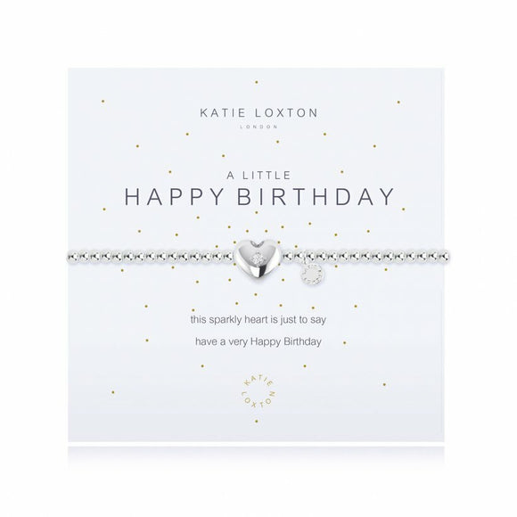 Littles Bracelet - Happy Birthday