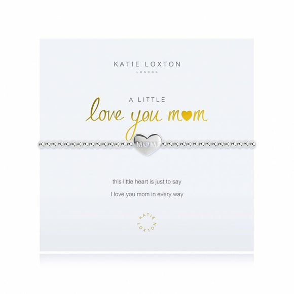 Littles Bracelet - Love You Mom