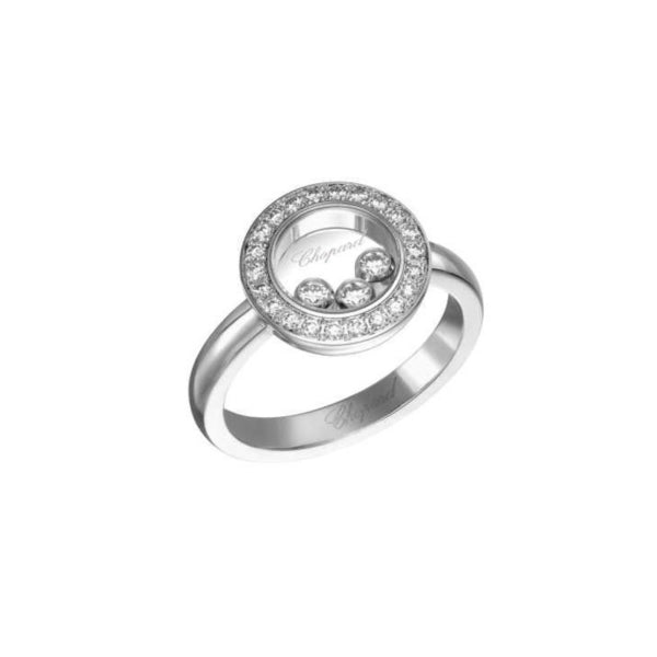 bague diamant chopard