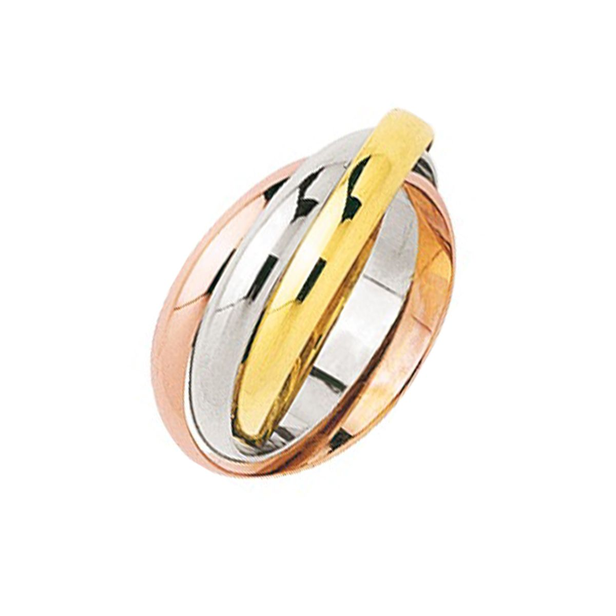 bague homme 3 ors