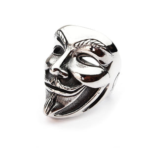bague homme anonymous