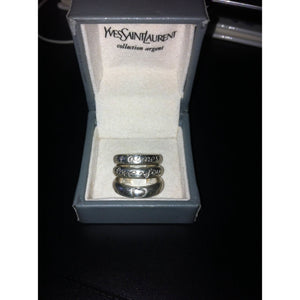 bague homme saint laurent