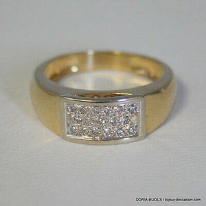 bague or diamant occasion