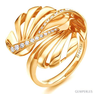 bague or femme original